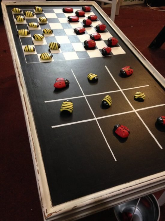 DIY Game Tables