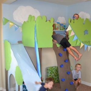 DIY Playroom Projects
