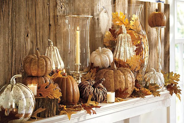 5 Frugal Fix Ups for Fall Home Decorating