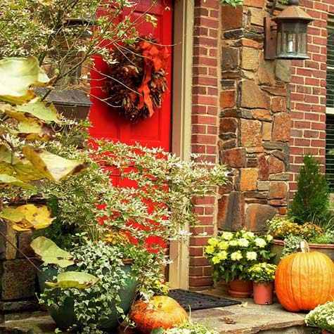 5 Frugal Fix Ups For Fall Home Decorating The Budget