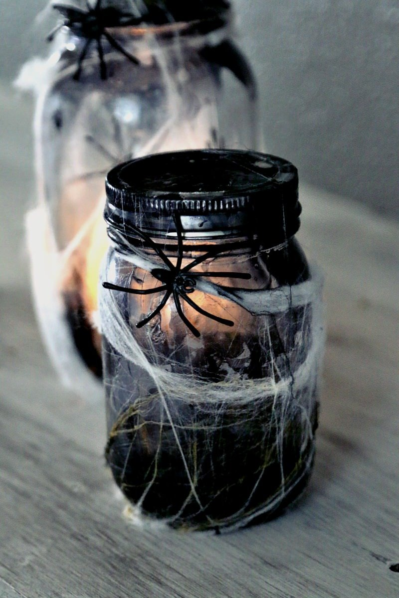 DIY Halloween Decorations Ideas & Projects • The Bud