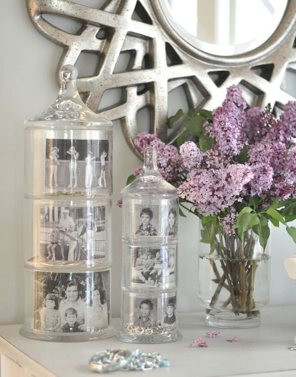 18 Lovely Apothecary Jar Ideas The Budget Decorator