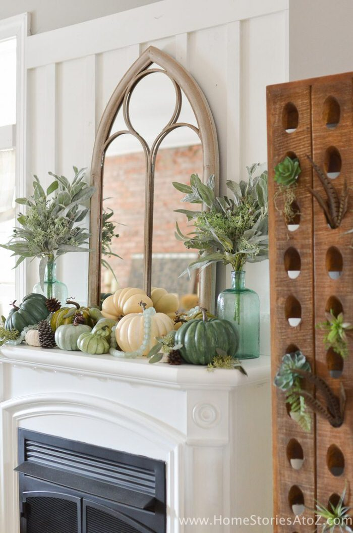 13 Easy And Inexpensive Fall Decorating Ideas • The Budget