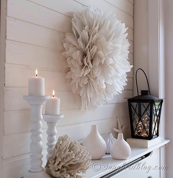 Feather Your Nest Literally The Budget Decorator