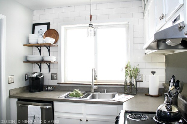 drool worthy decor farmhouse kitchens the budget decorator
