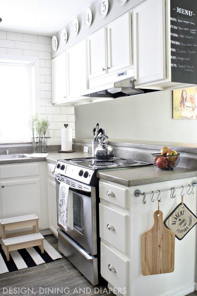 Fantastic Farmhouse Kitchen Ideas The Budget Decorator