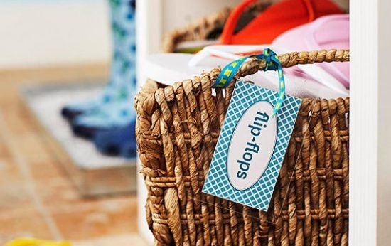 DIY Free Printable Labels & Projects