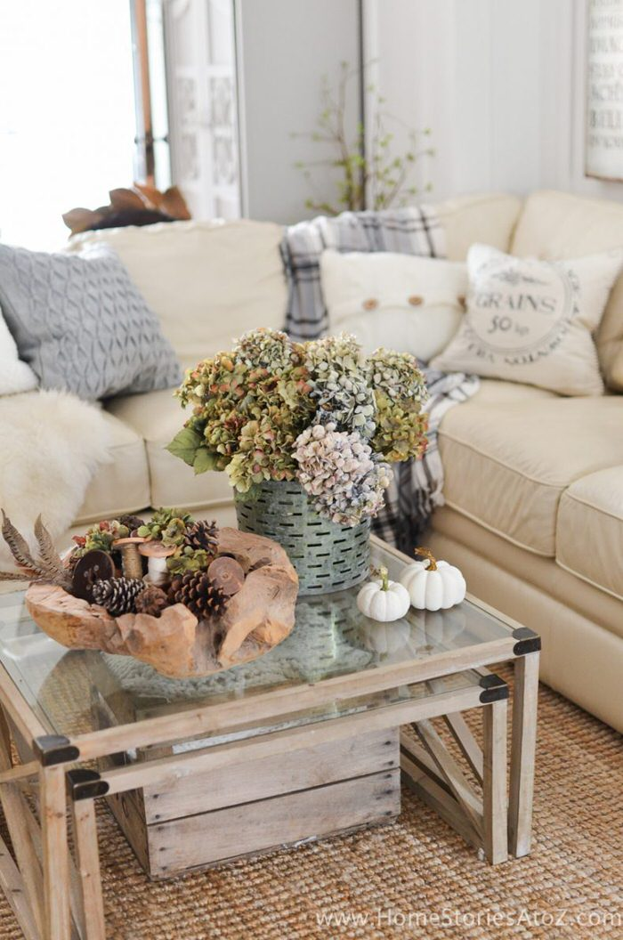 10 Ways To Make Your Home Fall Cozy The Budget Decorator