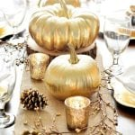 High Style, Low Budget : Thanksgiving Table Decorating!