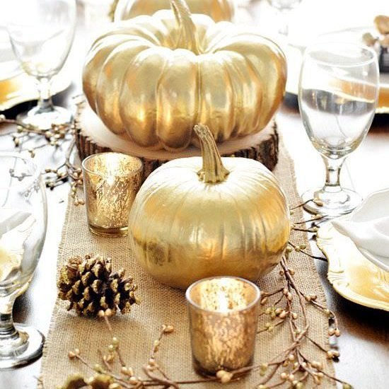 High Style, Low Budget : Thanksgiving Table Ideas!