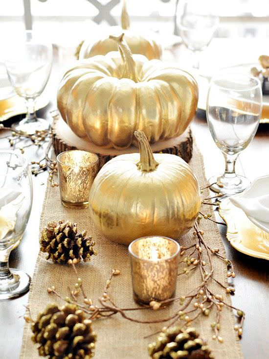 Pleasant High Style Low Budget Thanksgiving Table Decorating Download Free Architecture Designs Viewormadebymaigaardcom