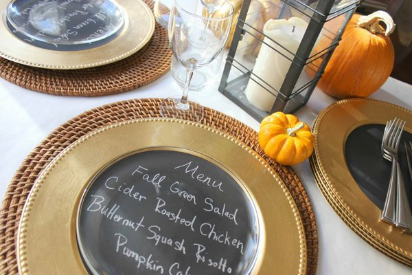 High Style, Low Budget : Thanksgiving Tables!