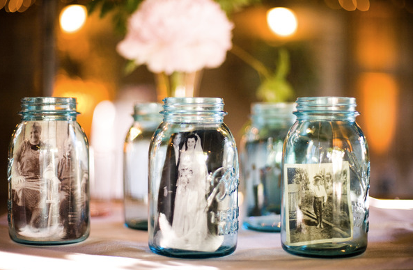Decorating With Mason Jars The Budget Decorator