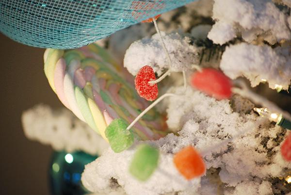 diy candy land christmas theme