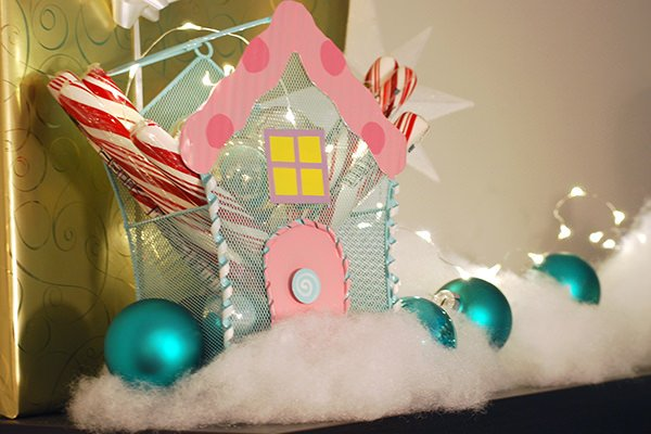 DIY Candyland Christmas Decorations • The Budget Decorator