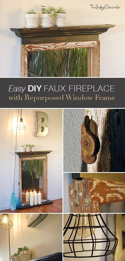 faux-fireplace-tall