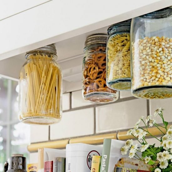How to Organize Your Kitchen (On a Budget!)