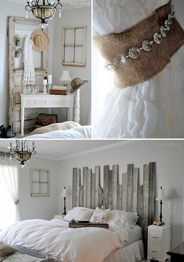 Romantic Room Designs: Romantic Bedroom Projects • The Budget Decorator