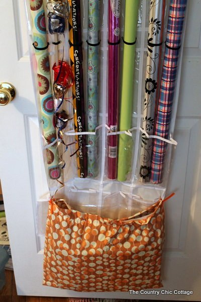 wrapping paper organizer-15