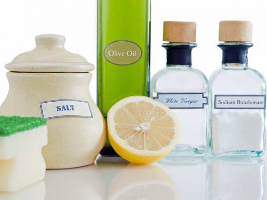 Easy & Safe Natural Cleaner Recipes