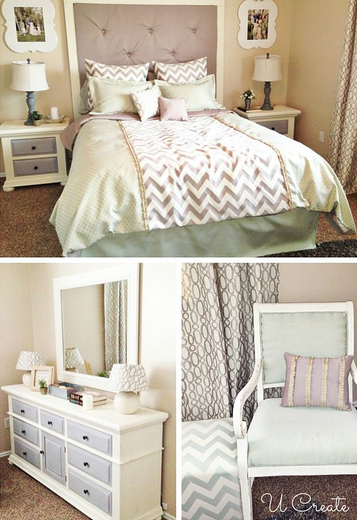 cheap bedroom makeovers drool worthy decor dramatic master bedroom makeovers 11032
