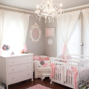 DIY Nursery & Baby Room Decorating