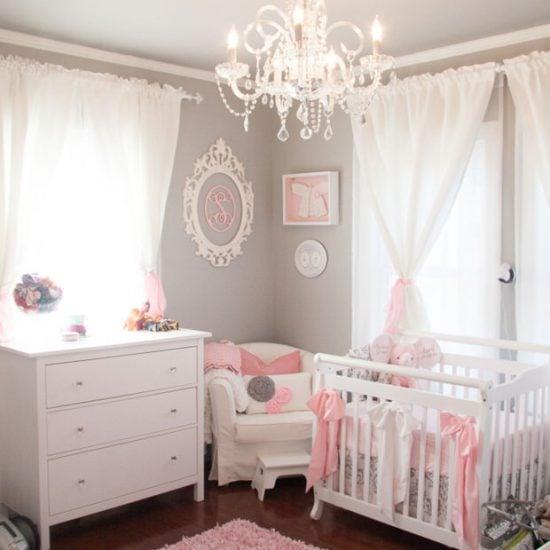 DIY Nursery & Baby Room Decorating