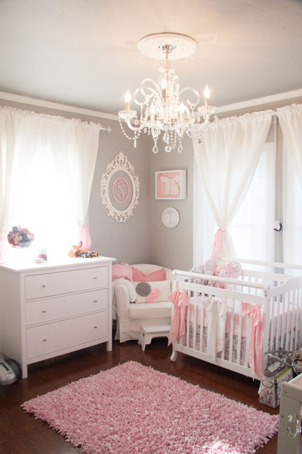 Merveilleux DIY Nursery U0026 Baby Room Decorating