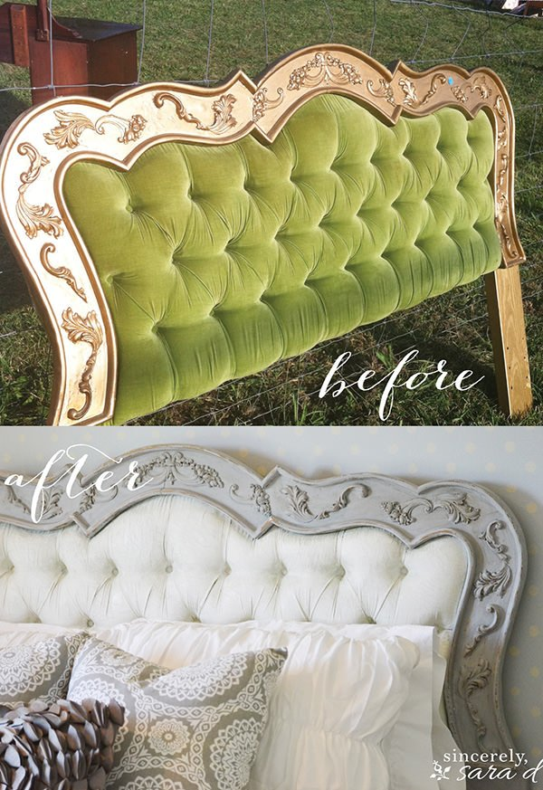 Can You Paint Leather Headboard