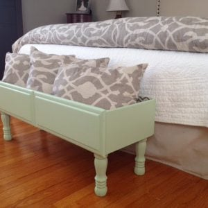 Repurposed Furniture - Thrift Store Dresser Makeover Ideas