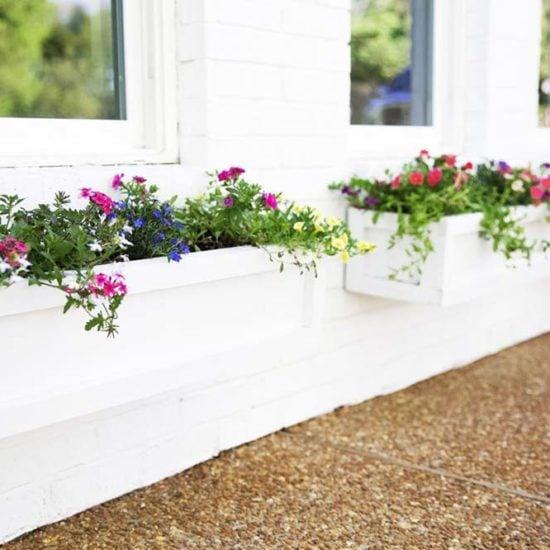Easy DIY Window Box Ideas & Projects