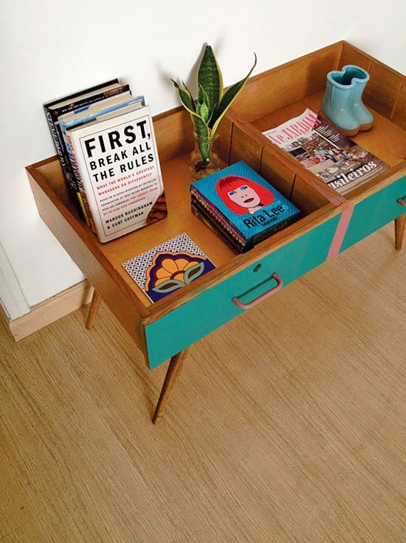 Fabulous Repurposed Drawer Projects The Budget Decorator