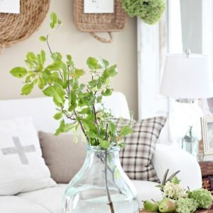 Fall Decorating Ideas Home Tours- Neutral Fall