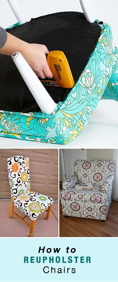 Her Tutorial On Tufting And Reupholstering Cane Back Chairs Has Lots Of  Step By Step Photos To Get You Through The ...