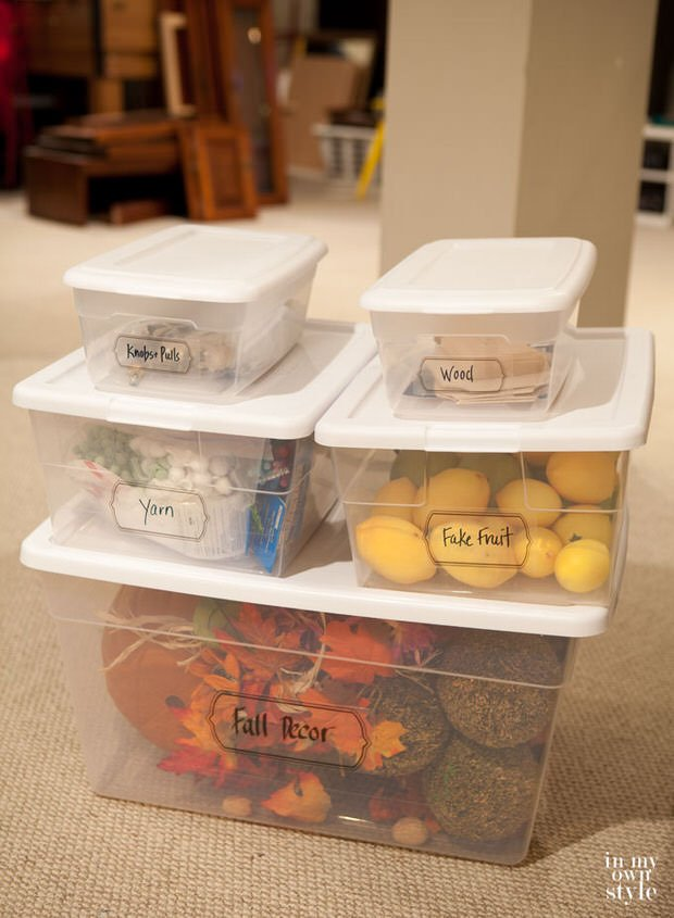 Storage-Container-Labels