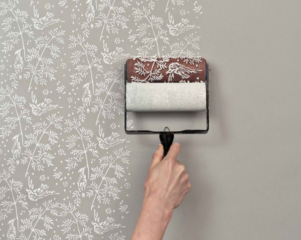 Patterned Paint Rollers The Painted Home