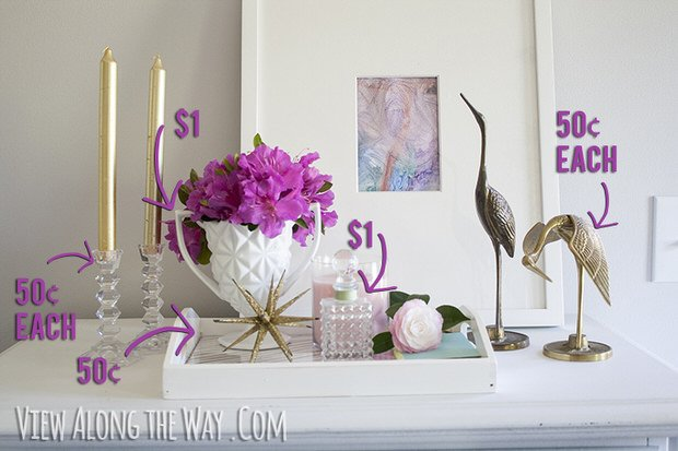 Thrifty Decor Projects Under 10 The Budget Decorator