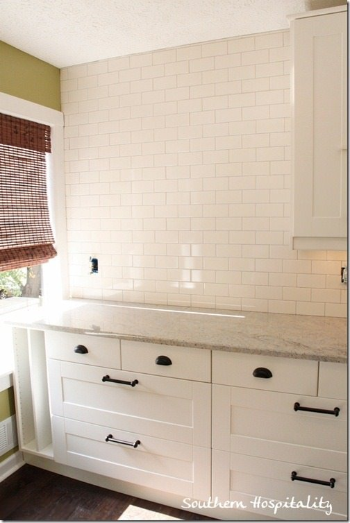 hospitality shows us how to install a subway tile backsplash