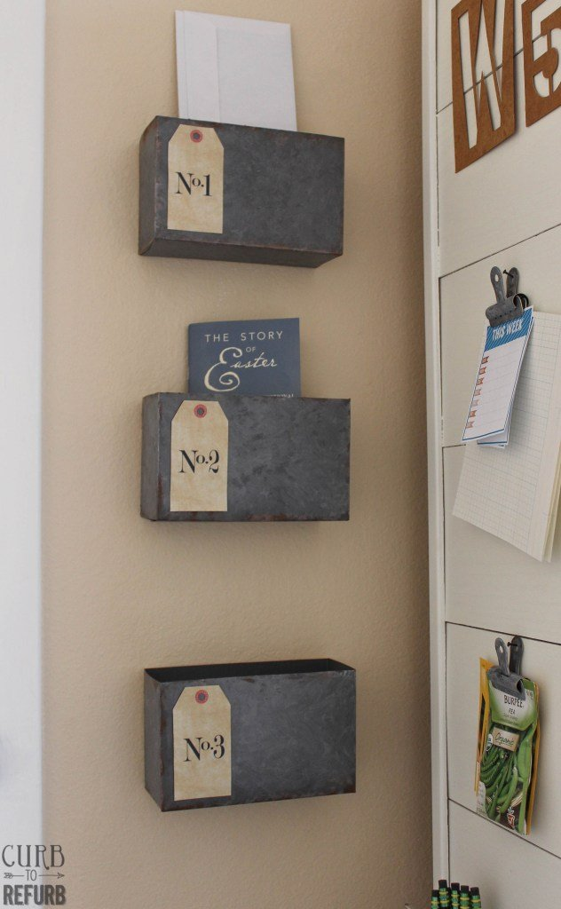 Easy Storage Projects With Up Cycled Cardboard Boxes The
