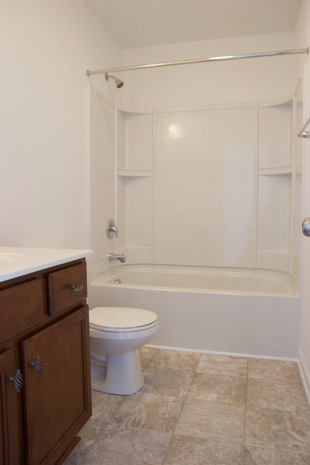 bathroom makover plan on a budget | DIY Budget Bathroom Makeovers : Before and After • The ...
