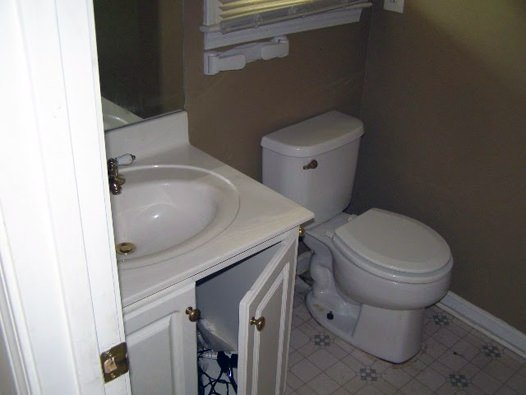 Budget bathroom makeovers-10