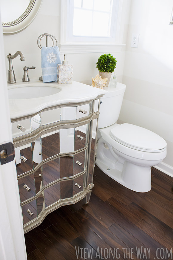 Budget bathroom makeovers-11