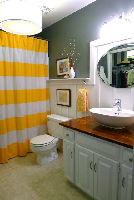 Budget bathroom makeovers-2