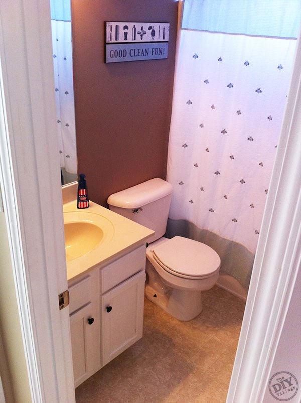 Budget bathroom makeovers-3