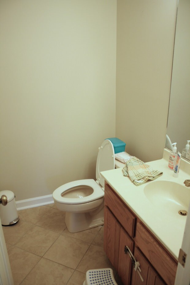 diy budget bathroom makeovers before and after the budget decorator