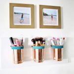 Budget Beauty Storage Ideas