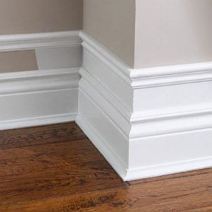 DIY Baseboards, Molding and Trim
