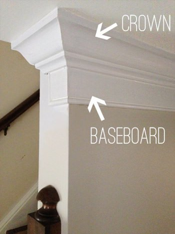 Diy Baseboards Molding And Trim The
