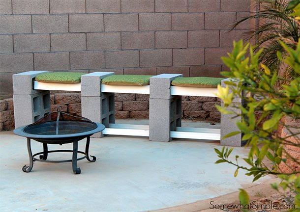 12 DIY Backyard Ideas for Patios, Porches and Decks • The Budget ...
