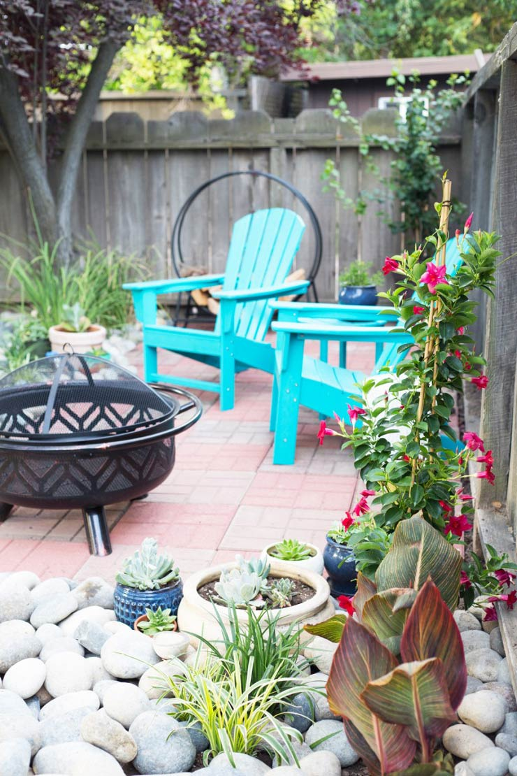 Backyard Ideas On A Budget Spruce Up Your Garden The Budget Decorator